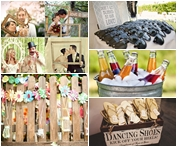 DIY Wedding Outdoor