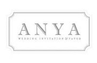 Anya Wedding Invitation & Favor